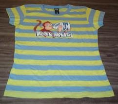 WOMEN'S TEEN STOOPID MONKEY T-shirt Stoopid Buddy Stoodios Seth Green SM... - $19.80