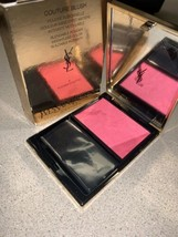 YVES SAINT LAURENT - COUTURE BLUSH 8 FUCHSIA STILETTO BNIB - $29.69