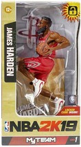 McFarlane Toys NBA 2K19 Series 1 James Harden Action Figure - $18.80