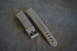 NOS Black Casio 280 F4 15 Resin Silicon Plastic Watch Strap Band Buckle ... - $12.19