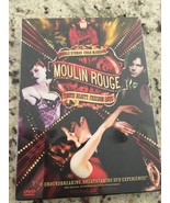 Moulin Rouge (DVD)  ~ 2 DISK ~ BRAND NEW SEALED ~  - $4.99