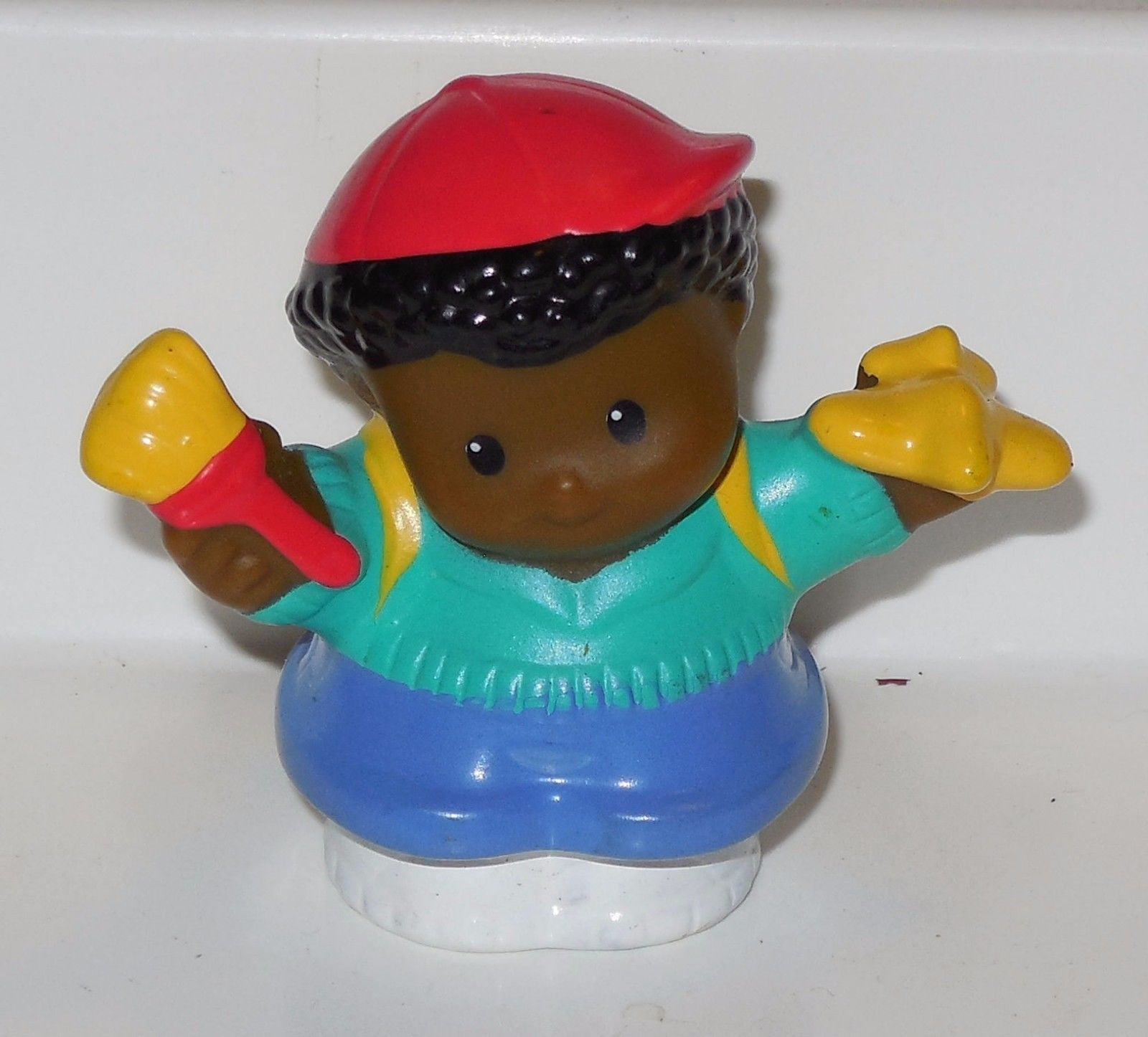 Fisher Price Current Little People Boy FPLP #4