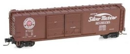 Micro Trains 03400330 SAL 50' Boxcar 10198 - $20.25