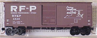 Micro Trains 20516 RF&P 40' Boxcar 2838
