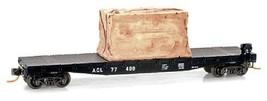 Micro Trains 04500350 ACL 50' Flatcar 77409 - $20.25
