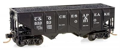 Micro Trains 08500040 CO® 33' Hopper 63353