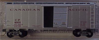 Micro Trains 20546 Canadian Pacific 40' Boxcar 4901