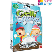 Gelli Snow Winter White Artificial Snow Balls Fluffy Christmas Kids Children New - $10.98