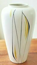 Modern 1960's Ceramic Foreign # 517 38 Art Pottery Vase by Scheurich, Ge... - $297.00