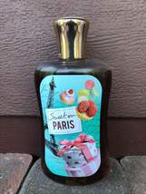 Bath & Body Works Sweet On Paris Shea Enriched Shower Gel Signature Coll... - $4.88