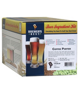 Coffee Porter - Brewer's Best 5 Gallon Beer Making Ingredient Kit - $34.60