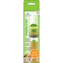 Jokari Healthy Steps Portion Control Dressing Cruet - $9.40