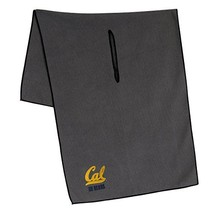 Team Effort Cal Berkeley Golden Bears Grey Microfiber Towel - $32.05
