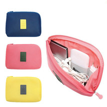 Travel Luggage Organizer Accessories Bag USB Charger Bags Earphone Case ... - £3.47 GBP+