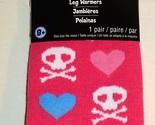 Heart and skull leg warmers thumb155 crop