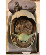 Star Wars Mandalorian The Child And Pram Baby Yoda Remote Control Toy New - $16.63