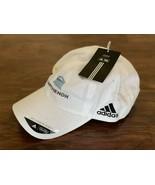 new adidas EY Parthenon White Golf Hat Baseball Cap One Size Men Women U... - $14.75