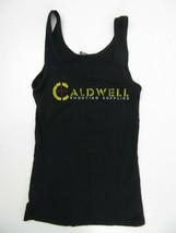 Caldwell Shooting Supplies Black Tank Top T-Shirt Men's Size S - $13.85