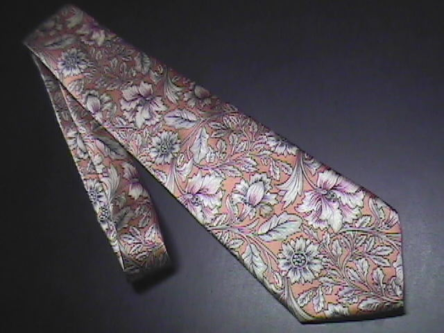 Tie christian dior monsieur soft browns and golds 01