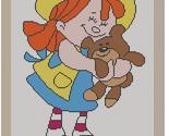 Little girl and teddy2 thumb155 crop