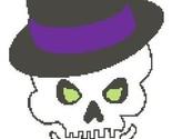 Dapper skull thumb155 crop
