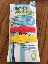Dr. Brown's MyBands, Colors May Vary Ships N 24h - $11.74