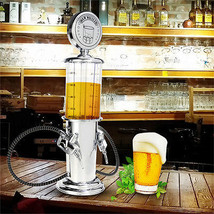 Station Butler Liquor Beer Wine Single Double Gun Bar Pump Gas Dispenser - $25.99