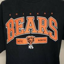 Chicago Bears Football T Shirt NFL NFC North Blue Orange Tee Size 2XL Al... - $21.75