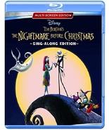 Disney Tim Burton's The Nightmare Before Christmas (Blu-ray) - $9.95