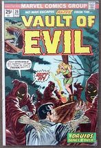 Comic Marvel  Vault of Evil No 20 Aug 1975 - $1.27