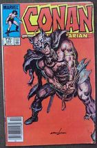Comic Marvel Conan The Barbarian No 163 Oct 1984 - $1.27
