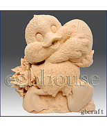 2D Silicone Soap Mold – Furry Easter Duckling - $26.00