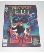 Vintage 1983 Marvel Star Wars Return Of The Jedi Official Movie Comic Book - $29.99