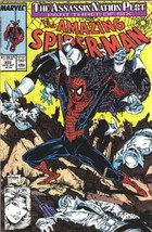 the Amazing Spider-Man Comic Book #322 Marvel Comics 1989 NEAR MINT NEW ... - $10.69