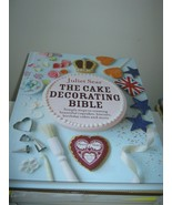 The Cake Decorating Bible by Juliet Sear - $22.64