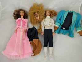 Barbie Beauty and the Beast Doll Outfits Lot - $24.95