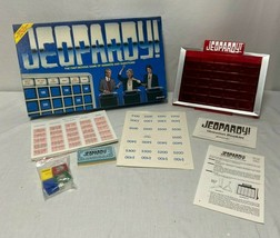 Vintage Jeopardy 1986 Television Show Game 5454 by Pressman - $22.91