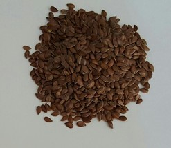 1 Oz Flax Seeds Linseeds Culinary Baking Pure Soap Making Additives Exfoliate - $1.99