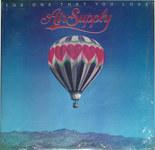 "Air Supply  ""The One That You Love""   Arista Records  AL-9551     LP - $6.00"