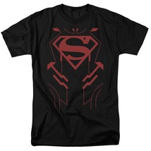 DC Comic Superboy New 52 Logo Costume Outfit Uniform T-shirt S M L X 2X 3X 4X 5X - $24.99+