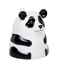 Topsy Turvy Cute Panda Bear 11oz Coffee Mug Adorable Mug Upside Down Tea... - $18.80