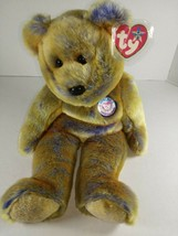 2000 Ty Beanie Buddies Collection Official Club Clubby III Retired - $5.99