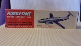 Vintage Hobby-Time Hobby Time Hobbytime XB-51 Panther Jet Model! Unused!... - $44.55