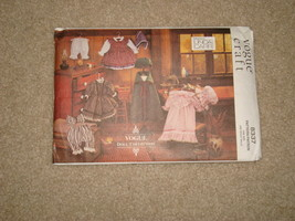 Vogue Pattern Craft 8337 Un-Cut Pre-owned - $8.00