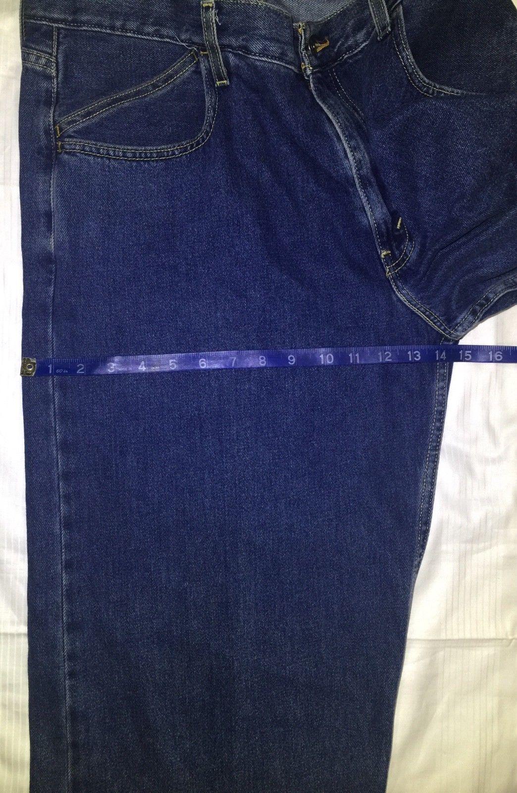 8d1f0e36 Levis SilverTab Baggy Medium Wash Vintage 90s Denim Mens Jeans 34x32 EUC