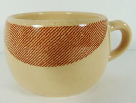 Wallace China TWEED Coffee Cup Mug Vintage Restaurant Ware Mid Century - $14.84