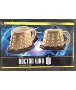 Licensed BBC Doctor Who Dalek Base 3D Mug Collectible! Must-Have For Ser... - $15.00