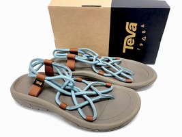 Teva Womens Hurricane XLT Infinity Slip On Outdoor Sandals Sea Glass 109... - $59.99