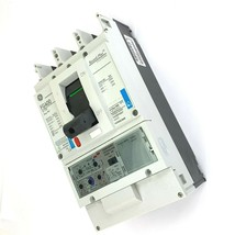 Ge FGN306F400LF Circuit Breaker 400A 3 Pole Trip Unit: FGTKA3L0400 General Elec - $503.44