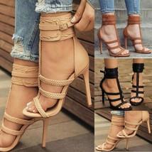 Women Thin Heels Sandals Shoes 2017 Fashion Summer Casual High Heels for Women